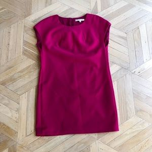 NWOT Trina Turk Los Angeles Size 10 Magenta Dress
